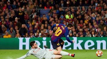 Барселона - Ливерпуль 3:0. Онлайн матчаСюжет
