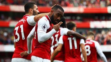 Арсенал - Валенсия 3:1. Онлайн матча Лиги ЕвропыСюжет