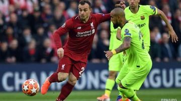 Ливерпуль - Барселона 4:0. Онлайн матчаСюжет