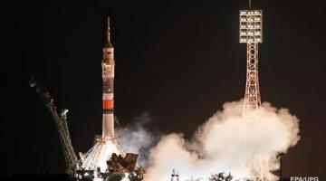 Союз стартовал к МКС с новым экипажем