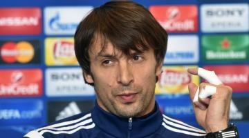 Шовковский может войти в тренерский штаб сборной Украины