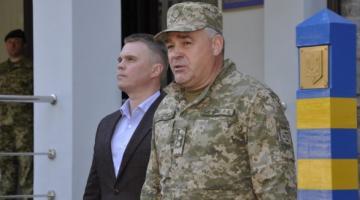В боях на востоке Украины приняли участие почти 20 тысяч пограничников - Цигикал