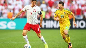 Польша - Украина 2:0. Онлайн товарищеского матчаСюжет