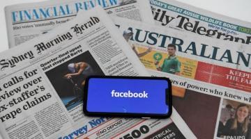 Facebook против Австралии. Страну лишили новостейСюжет