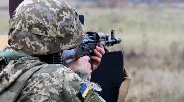 ООС: зафиксировано два обстрелы от боевиков, двое военных ранены