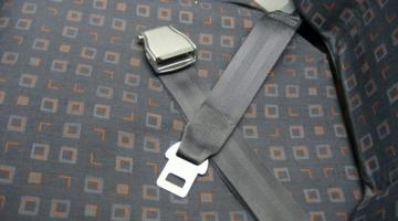 В автобусах могут стать обязательными пассажирские ремни безопасности