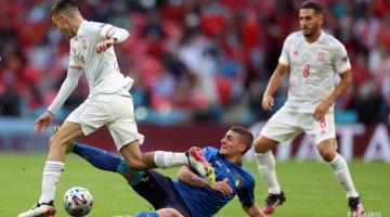 Италия - Испания 1:1 (4:2). Онлайн Евро-2020Сюжет