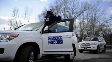 ОБСЕ фиксирует грубые нарушения со стороны оккупантов на линии разграничения