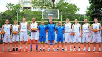Мужская сборная Украины пробилась в полуфинал турнира по баскетболу 3х3 во Франции