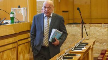 Москаль обжаловал в суде постановление Рады об укрупнении районов