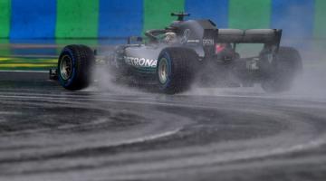 Хэмилтон стал победителем квалификации Гран-при Венгрии