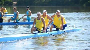 Украина завоевала две медали чемпионата мира по гребле на байдарках и каноэ