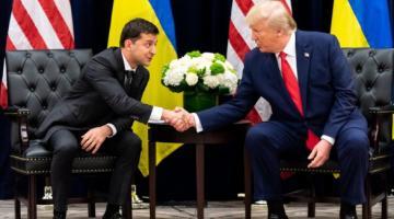 Президент пожелал Трампу и первой леди США скорейшего выздоровления