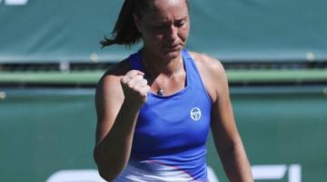 Теннисистка Бондаренко вышла в финал квалификации соревнований WTA в Истборне