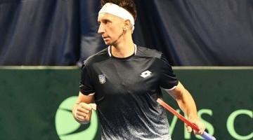 Теннис: Стаховский стал финалистом соревнований в Чехии
