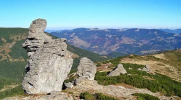 В горах Ивано-Франковской области нашлись потерянные туристы