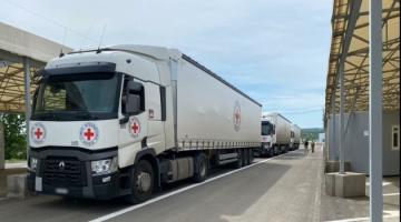 Международные организации отправили на оккупированный Донбасс 105 тонн гуманитарной помощи