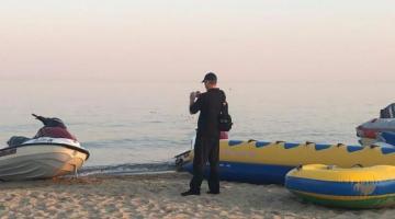 В Одесской области в результате столкновения с гидроскутером погиб отдыхающий