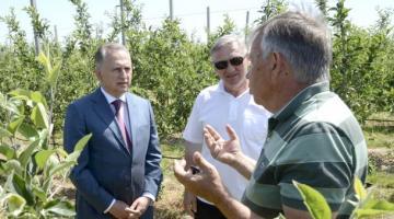 Борис Колесников: Одним из локомотивов развития экономики Украины является сельское хозяйство