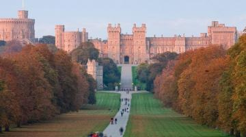 Полиция Великобритании объявила, что задержала пару, которая прокралась в Виндзорский замок