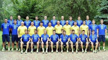 Сборная Украины в ноябре начнет подготовку к чемпионату мира