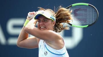 Катерина Бондаренко проиграла в стартовом матче US Open