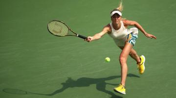 Элина Свитолина вышла во второй круг US Open