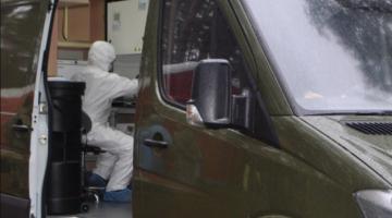 В ВСУ за сутки обнаружили 59 новых случаев COVID-19