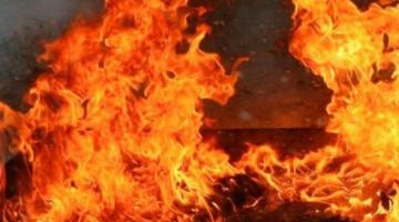 На пожаре в Одесской области погиб мальчик