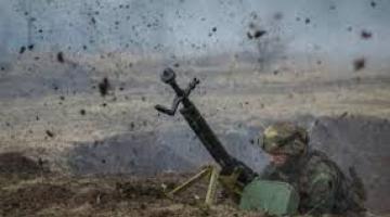 ООС: боевики пять раз нарушили режим прекращения огня, есть раненые