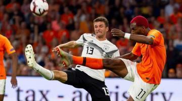 Онлайн матча Лиги наций Германия – Голландия: голландцы творят чудо