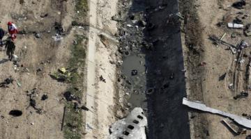Украина осталась одна в расследовании трагедии рейса PS752