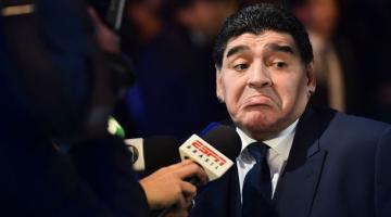 Диего Марадона готов возглавить