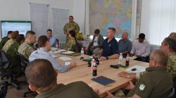 В Киеве обсудили требования программ по сотрудничеству Украина-НАТО