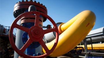 Почти четверть газа в украинских хранилищах принадлежит иностранцам