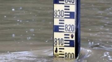 На реках Украины продолжается подъем воды