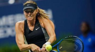 Россиянка Шарапова досрочно завершила теннисный сезон