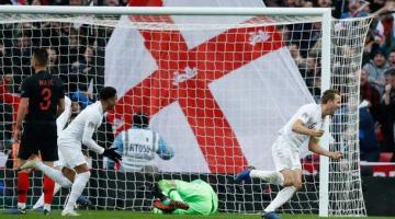 У сборной Англии появился лучший снайпер за четверть века