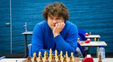 Мужская сборная Украины обыграла Узбекистан на шахматной Олимпиаде