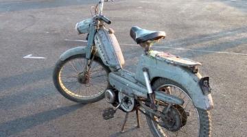 В Донецкой области 15-летний мопедист врезался в коляску с младенцем