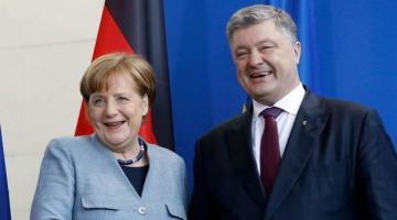 Меркель признала: транзит газа через Украину должен остаться