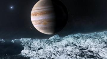 Найдем ли мы когда-нибудь жизнь без родной планеты?