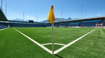 Качественное футбольное поле – результативная игра, что для этого делает Украина Точка зрения