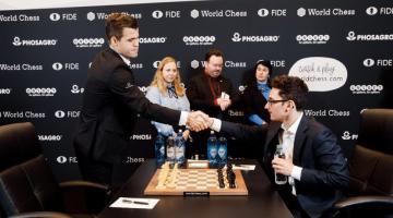 Карлсен – Каруана: семь партий без побед