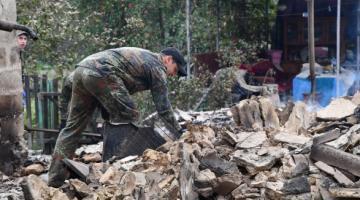 Пожары в Луганской области: число погибших возросло до 10 человек