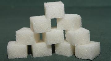 Украинцы стали есть меньше сахара