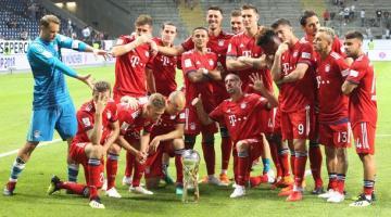 Старт чемпионата Германии по футболу: расписание и результаты первого тура