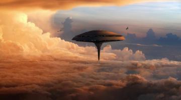 Удивительные города, которые мы могли бы построить в облаках Венеры
