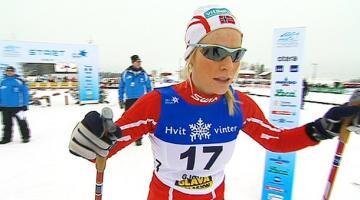 Норвежская лыжница умерла во время тренировки