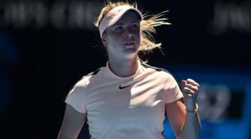 Свитолина с победы стартовала на турнире в Мадриде с призовым фондом в 6 миллионов евро